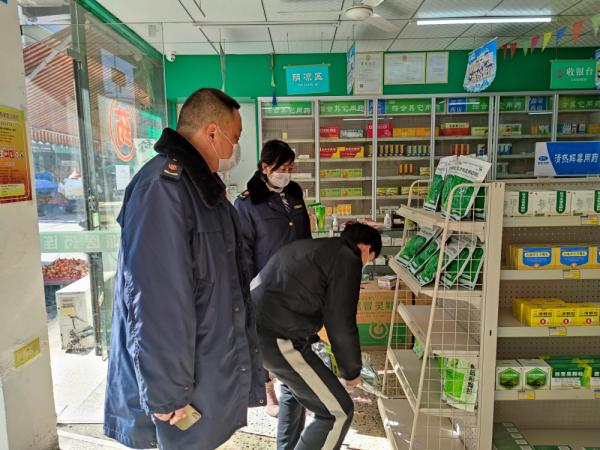 零容忍!瓯海11家药店疫情防控松懈停业整改