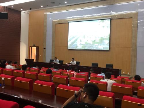 瓯海区召开未来社区建设工作培训会